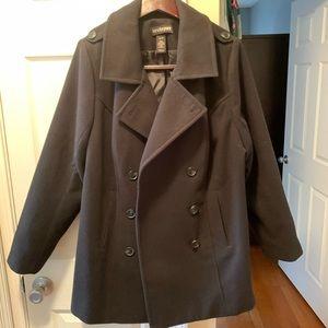 Lane Bryant 18/20 EUC pea coat